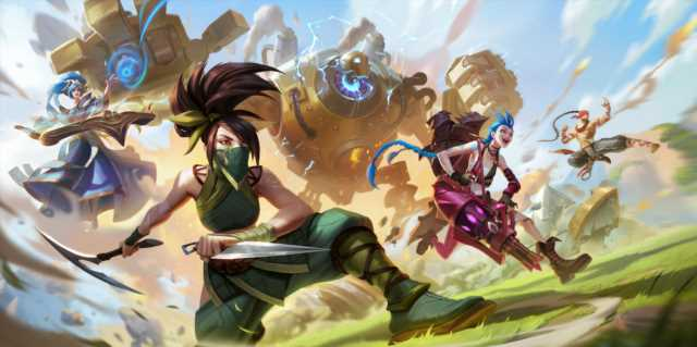 League of Legends: Wild Rift beta launches this month in the US