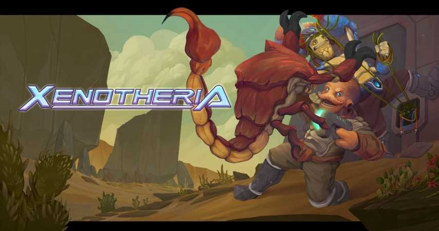 Xenotheria Is A New Game From Ex-Riot And Wargaming Employees