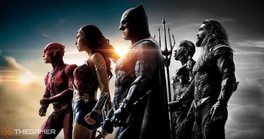 Zack Snyder's Justice League Is Officially Getting A Black And White Edition