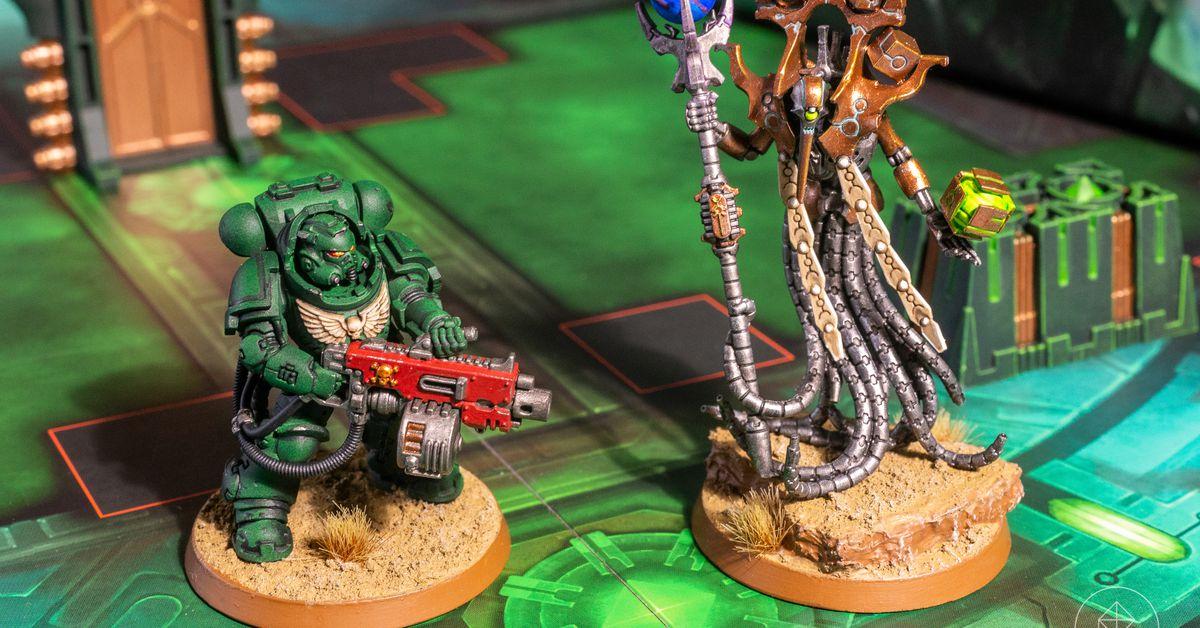Warhammer 40K: Kill Team Pariah Nexus gives Space Marines and Necrons powerful new units