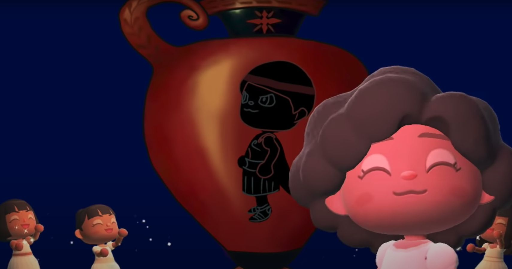Redditor Recreates 'Zero to Hero' From Disney's Hercules In Animal Crossing: New Horizons