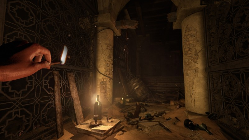 Amnesia: Rebirth Adds Less Spooky Adventure Mode