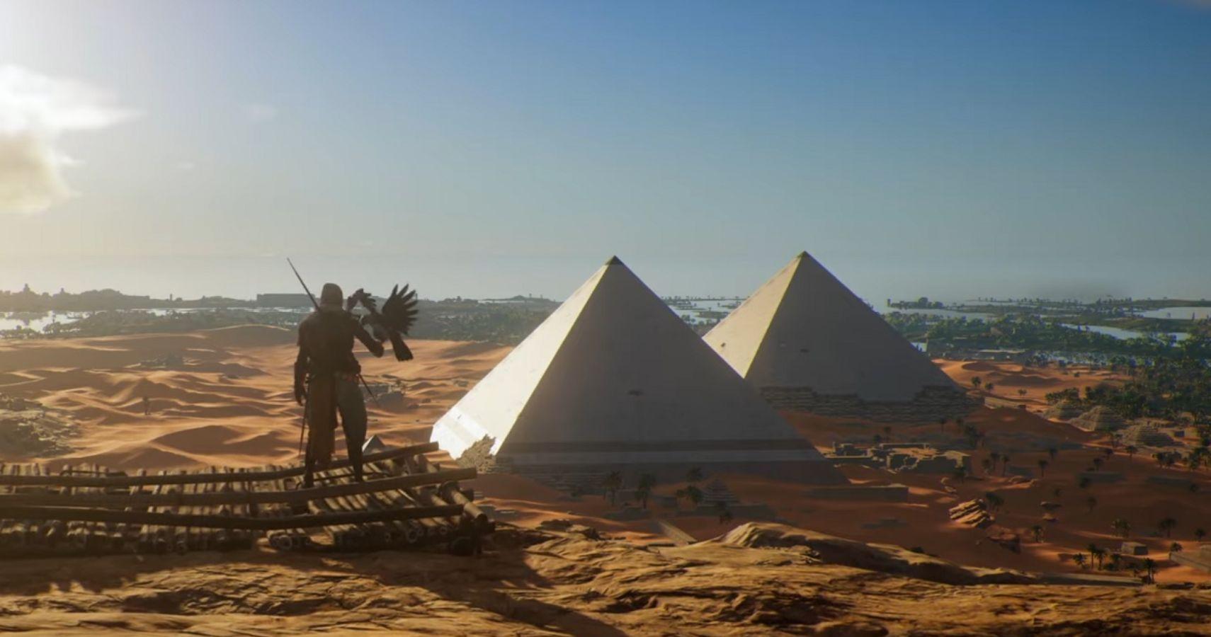Egyptologists Use Assassin's Creed: Origins To Teach History