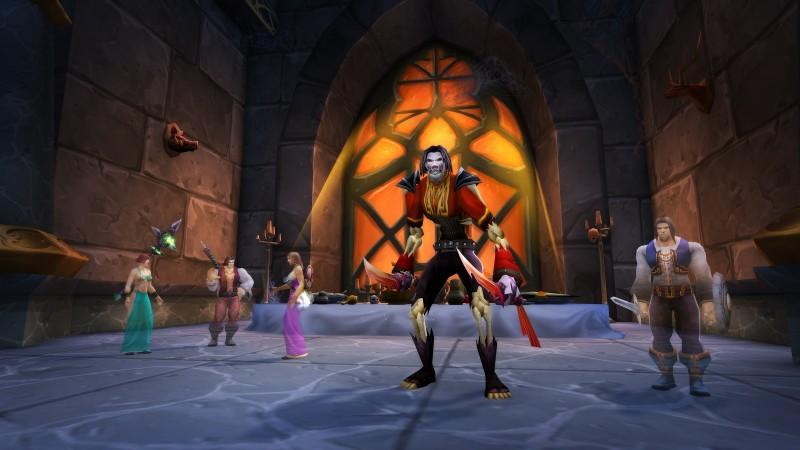 World Of Warcraft Burning Crusade Classic Beta Has Started