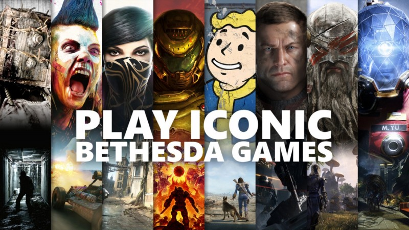 Xbox Game Pass Adds 20 Bethesda Games