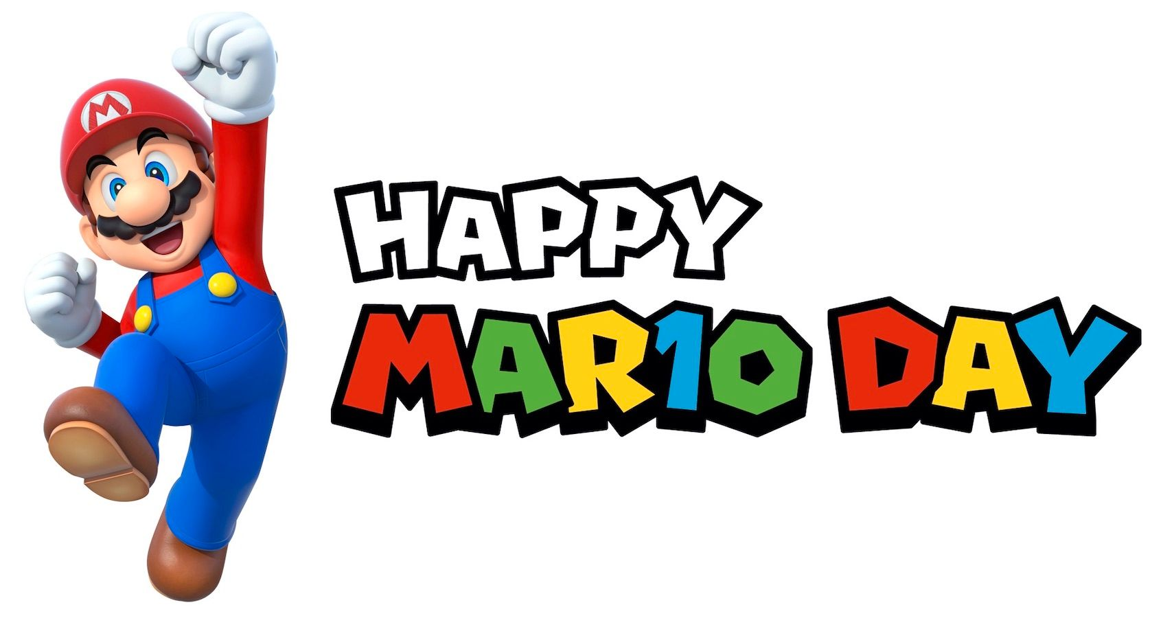 Celebrate MAR10 Day With Switch Game Discounts From Nintendo