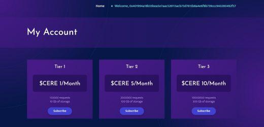 Cere Network raises $5 million to create decentralized data cloud platform