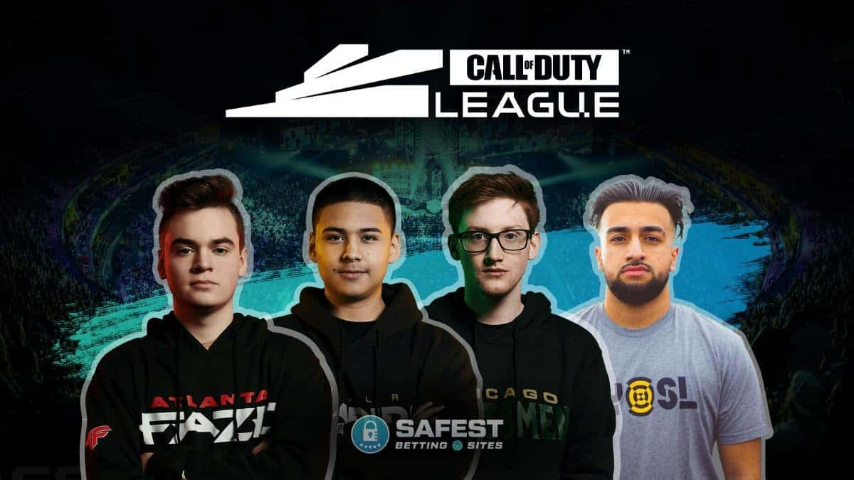 Top Four Players To Watch In The Call Of Duty League