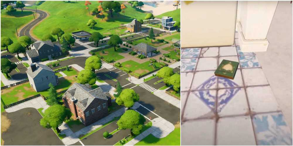 Fortnite: How to Collect Cookbooks from Pleasant Park and Craggy Cliffs