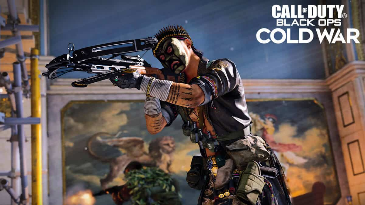 CoD: How To Unlock The Crossbow In Black Ops Cold War And Warzone