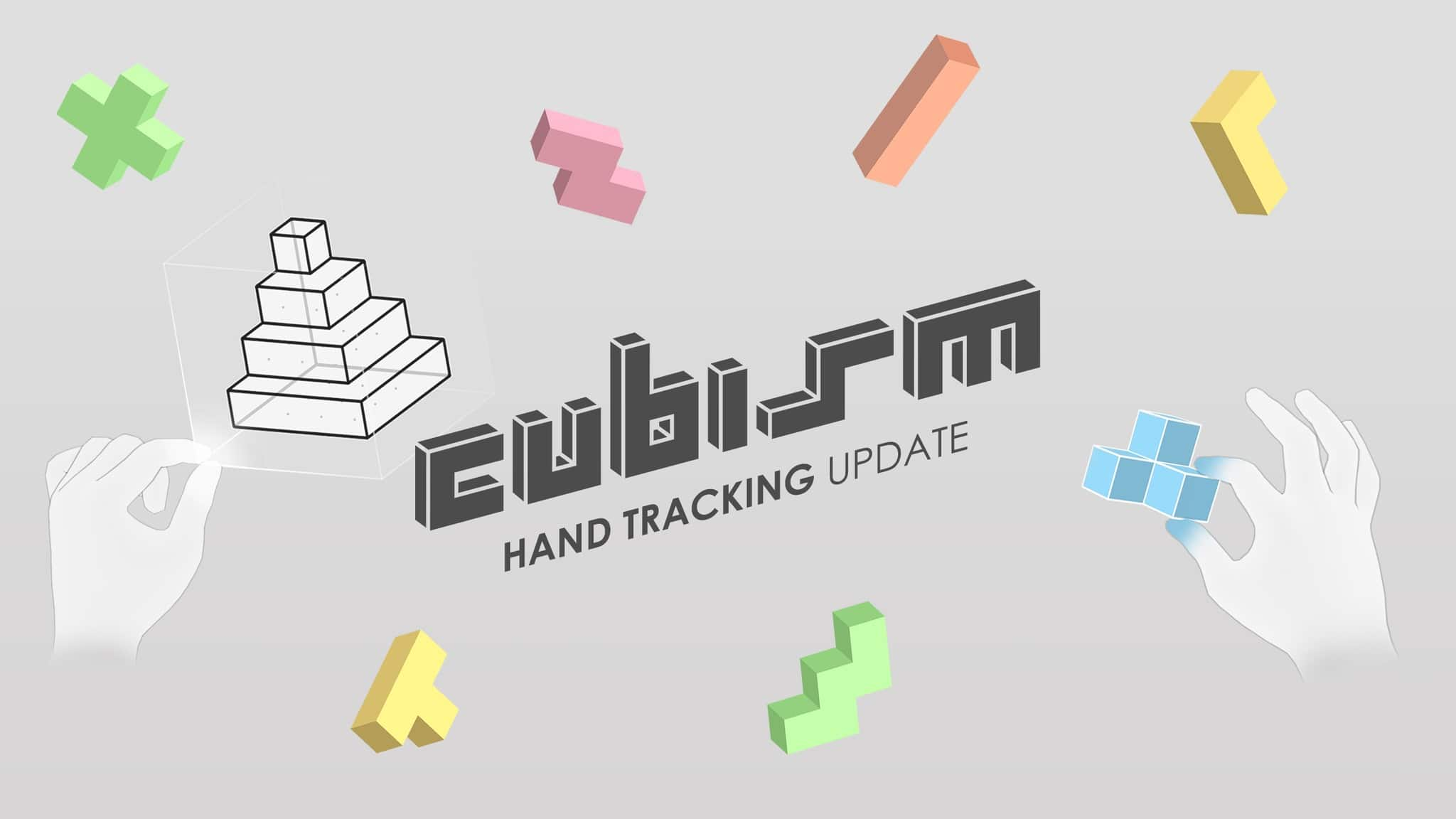 Case Study: The Design Behind 'Cubism's' Hand-tracking – Road to VR