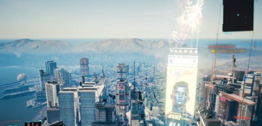 Cyberpunk 2077: Explorer Climbs To The Highest Point In Night City