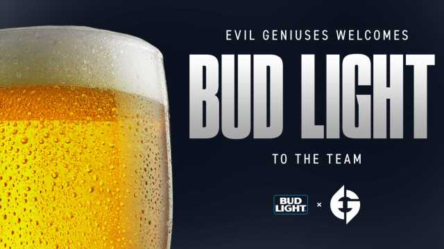 Evil Geniuses announce partnership with Bud Light – Daily Esports