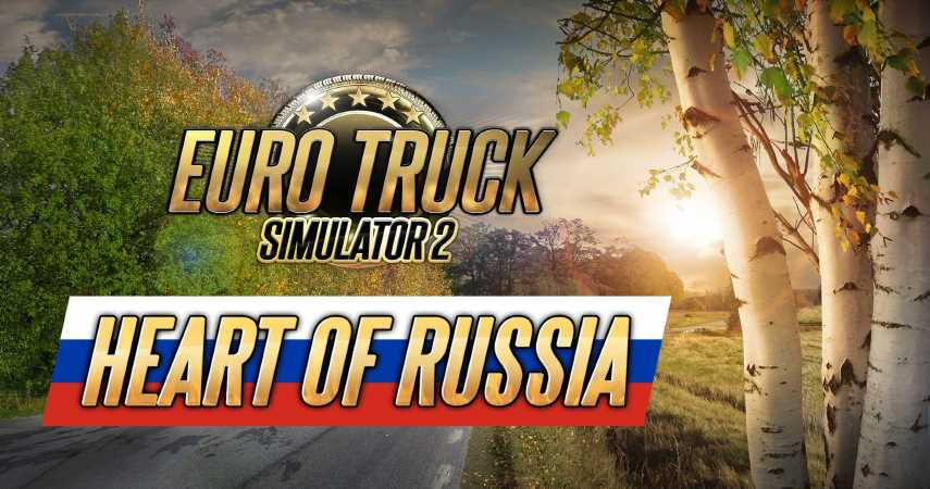 Heart Of Russia Is Euro Truck Simulator 2's Next Expansion, And It's A Big One