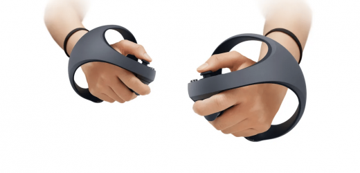 PS5 VR Controllers Revealed By Sony – Finger Detection, More