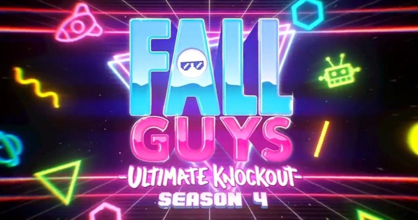 The Fall Guys Season 4 Puzzle Is Complete, And There's A Lot Of Slime