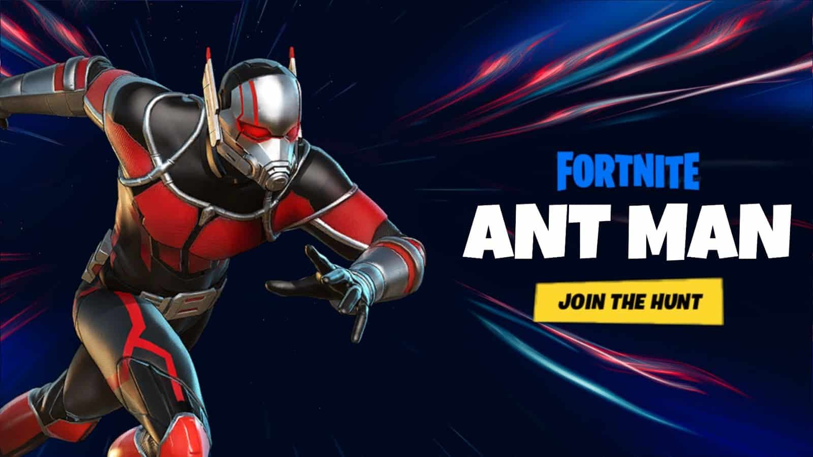 Fortnite: Leaks Confirm Ant-Man As Next Cross-Over