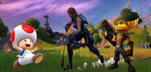 Fortnite Survey Hints At Crossovers Epic Wants To Add To Its Virtual Collection
