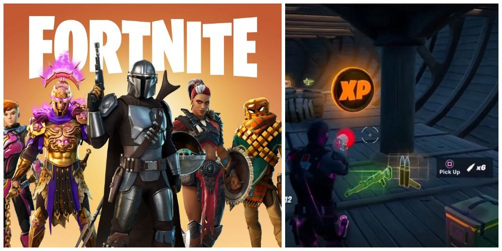 Fortnite: Where To Find All Week 14 XP Coins