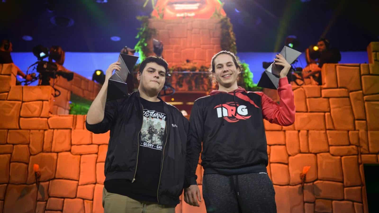 Fortnite: Zayt & Saf Reach Another Career Milestone With Reboot Round Win
