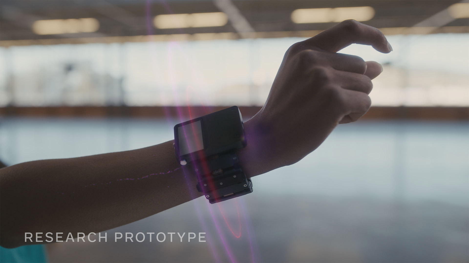 Facebook Reveals Latest Wrist-worn Prototypes for XR Input & Haptics