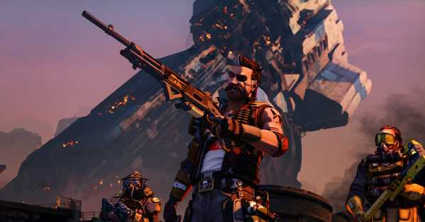 Apex Legends on Switch: Early reactions say it's pretty bad