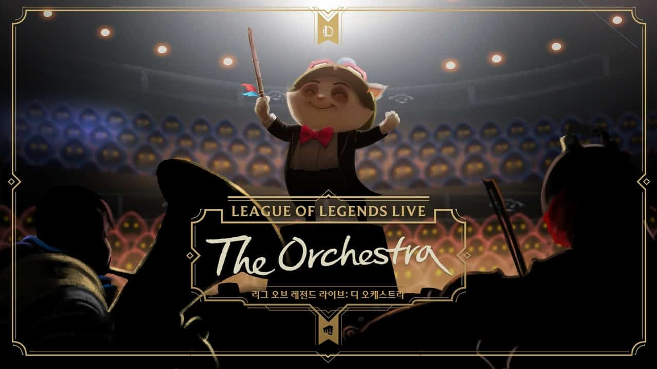 LoL Live Orchestra Announced