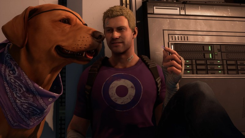 Marvel's Avengers Adds Unique Dog-Petting Animations For Each Hero