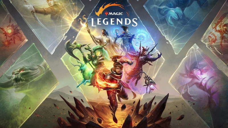 Magic: The Gathering Goes ARPG Next Week With Magic: Legends