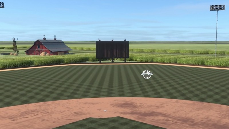 """You Can Make """"The Field Of Dreams"""" Using MLB The Show 21's Stadium Creator"""