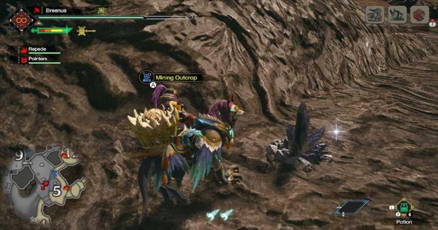 Monster Hunter Rise: How To Farm Machalite Ore