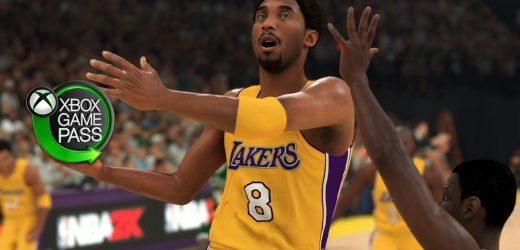 NBA 2K21 Is Coming To Xbox Game Pass Tomorrow