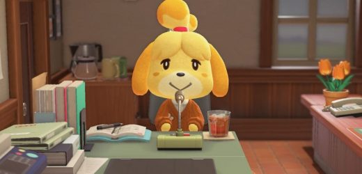 Animal Crossing: New Horizons Build-A-Bear Line Announced
