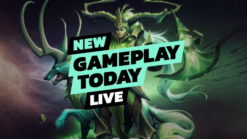 Magic: Legends – New Gameplay Today Live