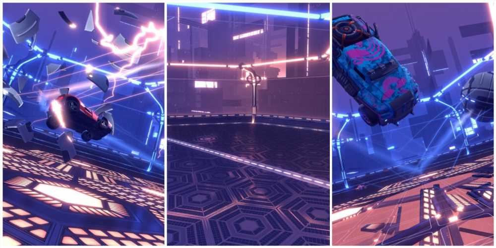 Rocket League: 10 Tips For Playing Dropshot