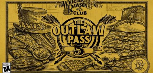 Red Dead Online Unveils The Outlaw Pass 5