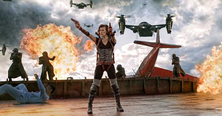 The Resident Evil Movies Are Good, And I'm Tired Of Pretending They're Not