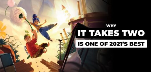 Why It Takes Two is One of the Year's Best Games