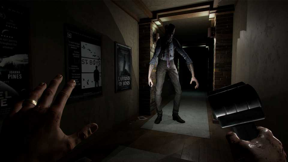 'Wraith: The Oblivion – Afterlife' Preview – 'Alien: Isolation' Vibes Aplenty – Road to VR