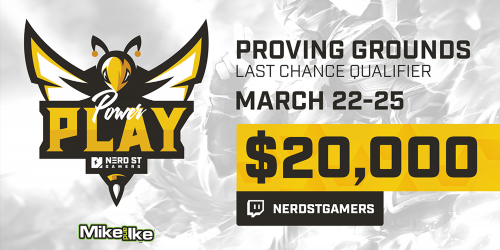 Nerd Street Gamers named LCS Proving Grounds qualifier tournament operator – Esports Insider