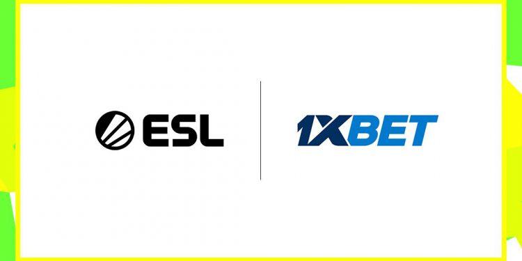 ESL finds global betting partner in 1xBet – Esports Insider
