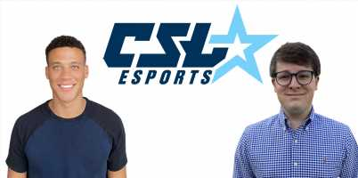 CSL Esports Grows Business Development Team with Two New Hires