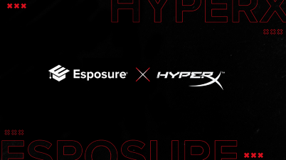 Esposure Signs Strategic Partnership With HyperX
