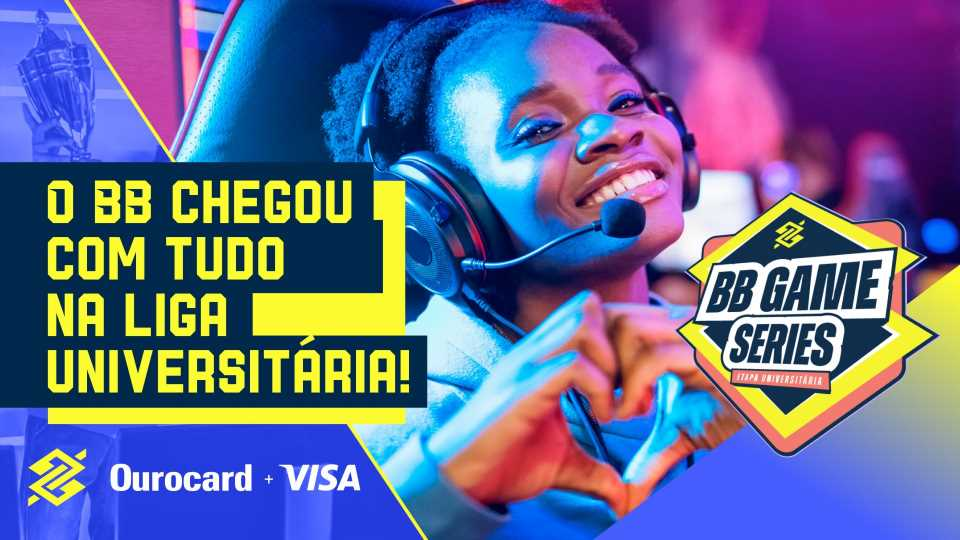 Banco do Brasil partners with Visa to launch BB Game Series – Esports Insider