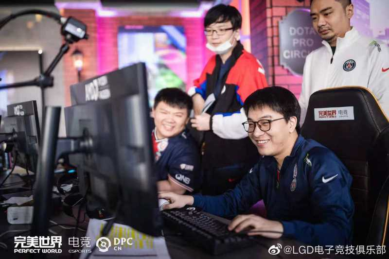 EMERGE Esports announces LGD Gaming and EHome partnerships – Esports Insider