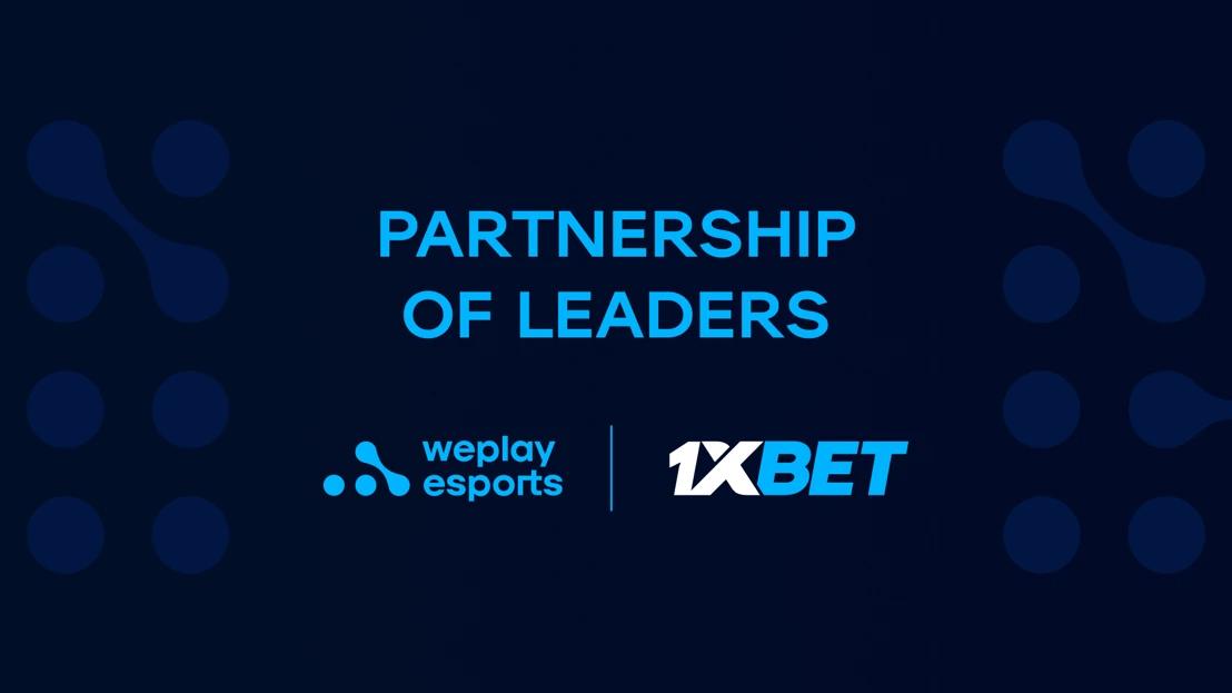WePlay Esports announces 1xBet partnership – Esports Insider