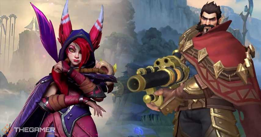 10 Best ADCs in Wild Rift (As Of Patch 2.2)