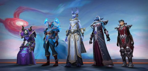 A World of Warcraft fan is capturing the community's love for armor