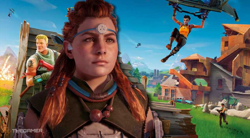 Aloy From Horizon Zero Dawn Is Coming To Fortnite, According To Recent Datamine