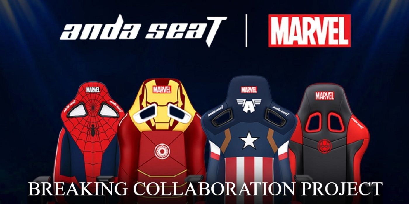 Anda Seat Iron Man Edition Gaming Chair Review – Sitting In Tony Stark's Lap